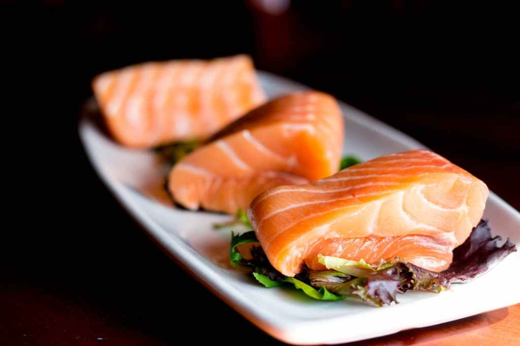 Salmon is a great source of omega-3s.
